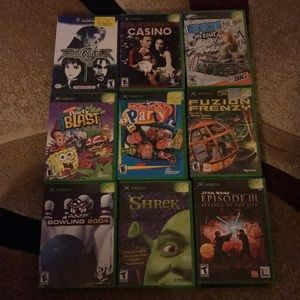 Other - Xbox games lot